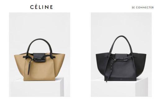 celine e-commerce